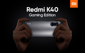 New Redmi K40 Gaming Edition Variant Featuring Dimensity 1100 is Launching Later this Month
