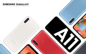 Galaxy A11 Silently got listed on Samsung Pakistan's Offical website as Launch nears