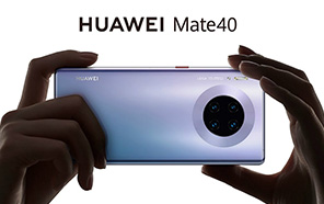Huawei Mate 40 Series Allegedly Has a Curved Screen, Reveals a New Leak