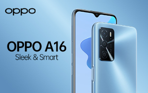 OPPO A16's Key Specifications and New Press Renders Featured in a Credible Fresh Leak