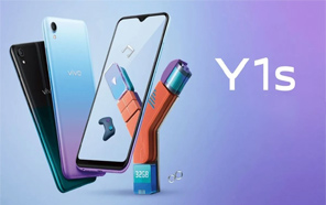 Vivo Y1s Unveiled with a Notched Display, MediaTek Helio P35 Processor and a 4,030 mAh battery