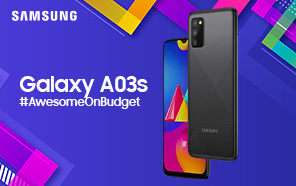 Samsung Galaxy A03s Pricing and Color Options Leaked Ahead of the Upcoming Launch