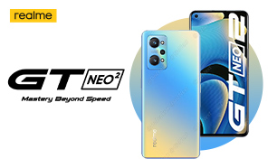 Realme GT Neo 2 Specs Verified by Benchmarks; New Press Images Leaked