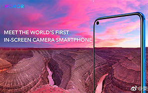 Meet the New Honor View 20, Honor's first smartphone with an in-display camera