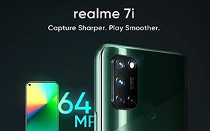 Realme 7i is Coming to Pakistan Next Week; 90Hz Screen, Powerful Processor, and a Versatile Camera on a Budget