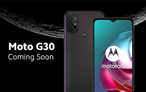 Moto G30 Final Product Images and Specification Sheet Leaked: Motorola's First Budget Phone for 2021