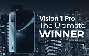 iTel Vision 1 Pro 3GB Variant Launched in Pakistan; An Affordable Entry-level Phone