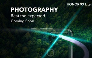 Honor 9X Lite is All Set to Hit the Pakistani Stores this Week, Pre-orders Begin Tomorrow