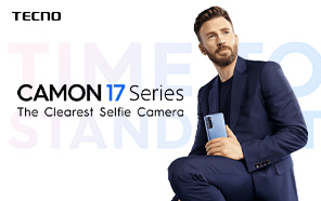 Tecno Camon 17 Pro and Camon 17P Go Official; MediaTek G-series Silicon and Fast Charging