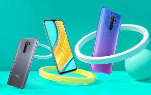 Xiaomi Redmi 9 Goes Global; Features an AI Quad Camera, MediaTek Helio G80 and an FHD+ Display