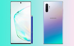 Official Samsung Galaxy Note10 images are out, will be available in crazy new gradient colours