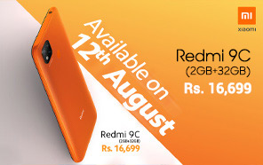 Xiaomi Redmi 9C Launches in Pakistan Tomorrow for an Incredible Price Tag