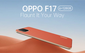Oppo F17 is Expected to Arrive Soon in Pakistan with an 'Ultra-sleek Design' Language