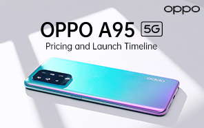Exclusive: OPPO A95 is Coming to Pakistan Soon, Here are the Launch Timeline and Pricing