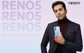 Oppo Reno5 Launches in Pakistan with Snapdragon 720G SoC, Quad Rear Cameras