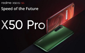 Realme X50 Pro 5G Launches in China; a Premium Smartphone for a Not-so-premium Price