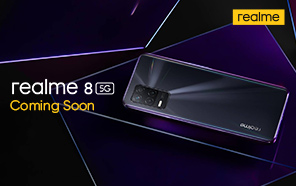 Realme 8 5G is Officially Unveiling Next Week with Dimensity 700; Seemingly a Renamed Realme V13 5G