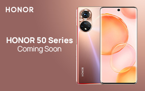 Honor 50 5G, Honor 50 Pro 5G, and Honor 50 SE 5G Specifications and Images Leaked Before Launch