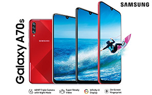 Recent Samsung Galaxy A70 price drop in Pakistan suggests new Galaxy A70S incoming