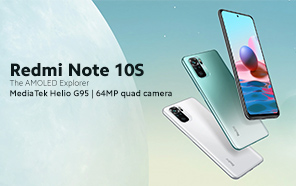 Xiaomi Redmi Note 10S is Coming to Pakistan Soon; AMOLED Screen, Fast Charging, & Dual Speakers on a Budget