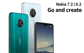 Nokia 7.2 and 6.2 Spotted on Nokia Pakistan's Official site, launching in the first week of October