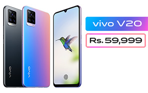 Vivo V20 Launches in Pakistan with 44MP Eye Autofocus Selfie Camera; Vivo V20 SE will Follow Soon