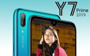 Huawei Y7 Prime 2019 Launching in Pakistan on February 2nd, Pre-Orders are Expected to start by end of January