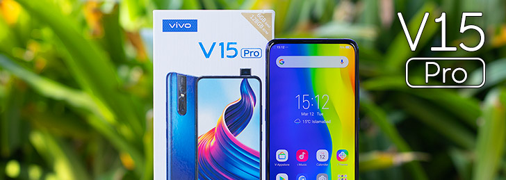 Vivo V15 Series Launched in Pakistan with World's First 32MP