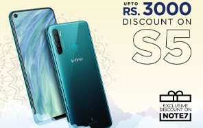 Infinix S5 Receives a Price Cut of Rs 2,000 in Pakistan, Both Variants are Now Available at Discounted Price