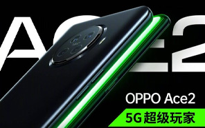 Oppo Ace 2 5G Officially Announced, Oppo's First Gaming Flagship For 2020