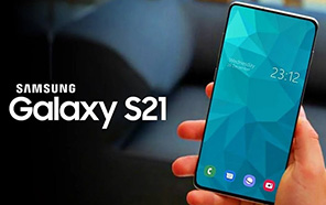 Samsung Galaxy S21 Might Feature an Under Screen Front Camera With OIS and Larger-than-Average Sensors