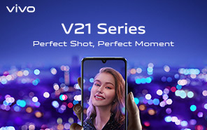 Vivo V21 and V21e are Coming Soon; OIS-assisted Selfie Camera, 5G, and Slim Design