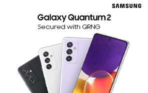 Samsung Galaxy Quantum2 Officially Unveiled; Quantum Cryptography and Flagship Features