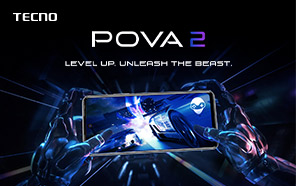 Tecno Pova 2 to Arrive in Pakistan in August with a massive 7,000mah Battery & a Gaming Chip on a budget