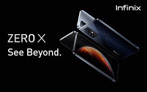 Infinix Zero X Pro, Zero X, and Zero X Neo Debut with Periscope Cameras; Coming to Pakistan in October