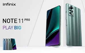 Infinix Note 11 Pro Announced with Telephoto Camera, Gaming Chip, and Impressive Display