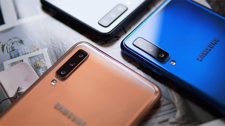 Samsung Galaxy A10 A30 And Galaxy A50 Complete Specs Got