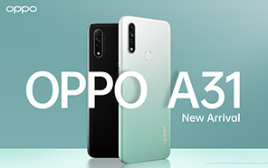Oppo A31 2020 Goes Official with Triple rear camera Setup, 4230 mAh Battery and Helio P35 SoC