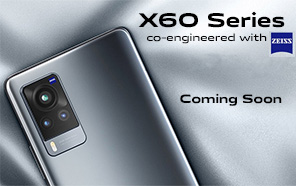 Vivo X60 Series is Launching Globally this Month; Flagship Chips and High-end Cameras