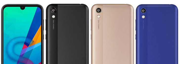 Honor 8S With Dewdrop Notch, MediaTek Helio A22 Soc Launched - technoxmart