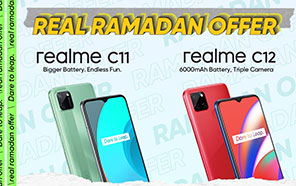Realme C11, C12 Prices in Pakistan Slashed; Made More Affordable With Exciting New Real Ramadan Offer