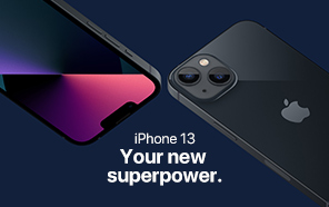 iPhone 13 and 13 Mini Debut with Trimmed Notches, Improved Cameras, and Brighter Screens