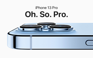 Apple iPhone 13 Pro and 13 Pro Max Announced with 120Hz ProMotion Screens and Improved Cameras