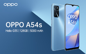 Oppo A54s Featured in an Online Store Listing Before the Upcoming Launch