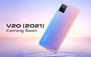 Vivo V20 (2021) Certified in Two Countries; Launch Expected Next Month
