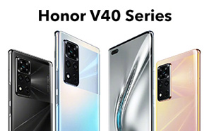 Honor V40 Series Launch Delayed Once Again; Pushed Back to January 22