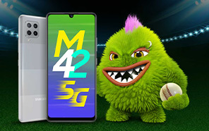 Samsung Galaxy M42 5G is All Set to be Unveiled on April 28; Early Promos and Teasers Are Out