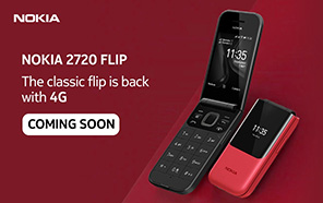 Nokia 2720 Flip to Hit the Pakistani Market by Next Week, Promo Posters Out