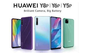 Huawei Y8p, Y6p, and Y5p to Land in Pakistan this Month, Pre-Order Begins on June 22