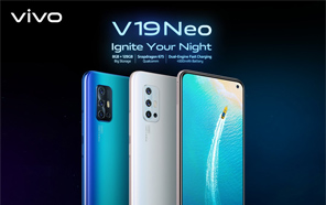 Vivo Introduces Vivo V19 Neo, Another Camera-minded and Design-first Vivo